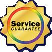 Service guarantee certificate